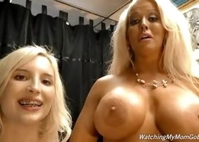 Interracial porn video featuring Alura Jenson and Piper Perri