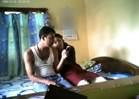 Just found a homemade porn vid of amateur Indian couple to wank a bit