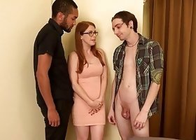 Penny Pax fucks a BBC iin front of her husband