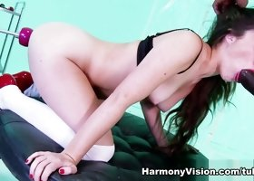 Tiffany Doll in Ass Rampage - HarmonyVision