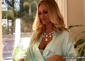 Crazy pornstars Nicole Aniston, Spencer Scott in Hottest HD, Lesbian xxx clip