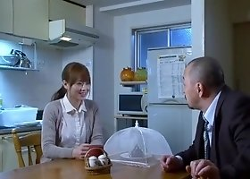 Hottest Japanese chick Akiho Yoshizawa in Fabulous Big Tits, Couple JAV video